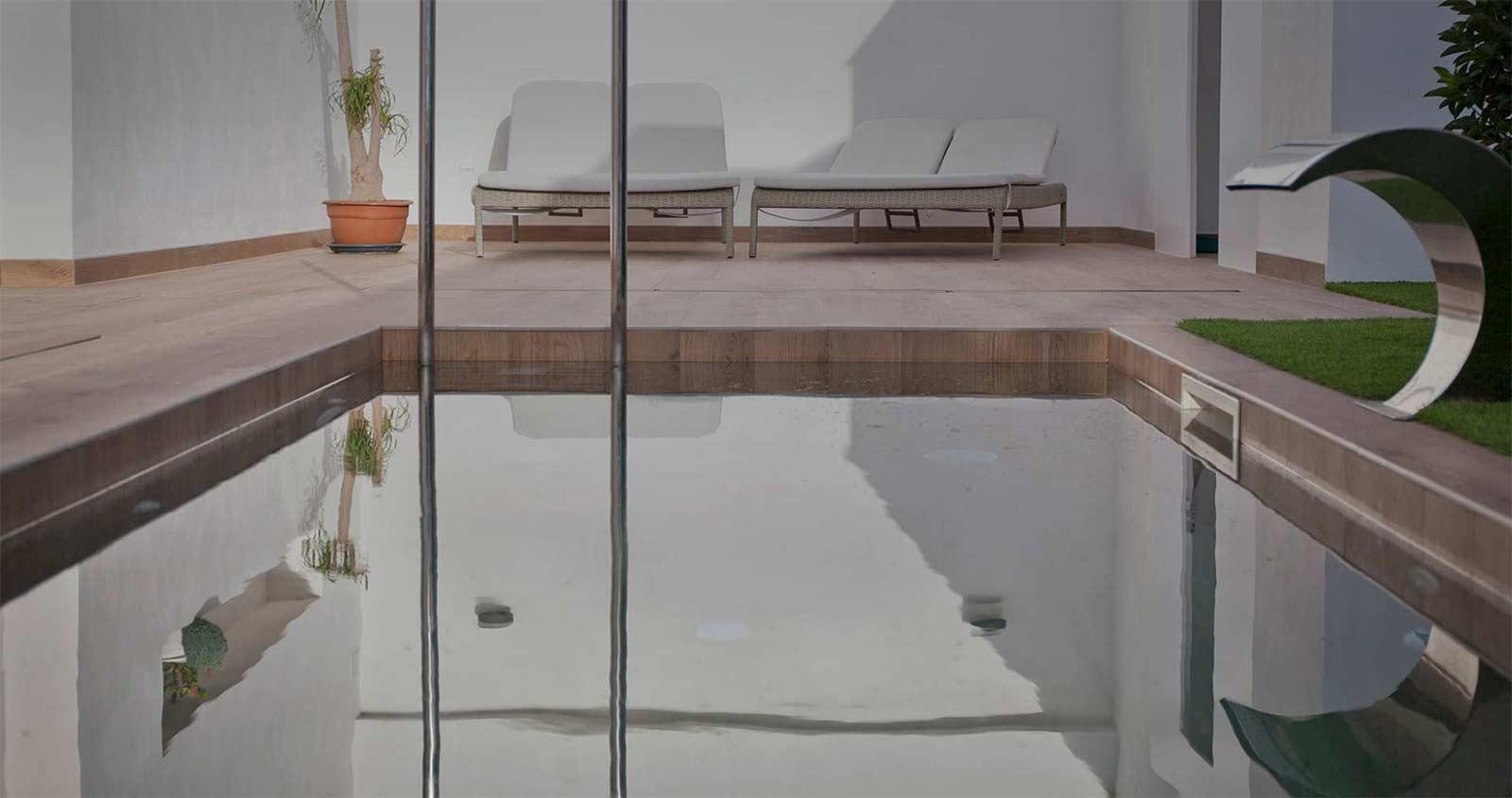Reportatge Fotografia piscina Hotel
